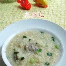 小米排骨粥