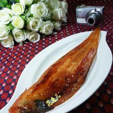 香甜蜜汁玉秃鱼