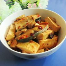 鲅鱼炖老豆腐的做法大全