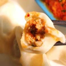胡萝卜玉米鲜肉水饺