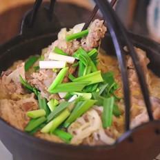 酸菜炖大骨