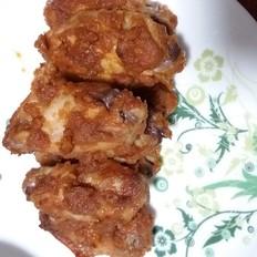 咖喱烤鸡翅