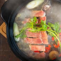 火腿甲鱼汤