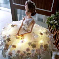 女神款蛋糕