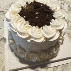 6寸奥利奥小高层蛋糕