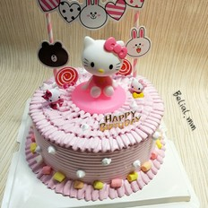Kitty猫童心蛋糕