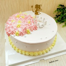 简约小皇冠蛋糕