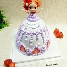 草莓公主蛋糕