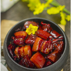 年味——给红烧肉增加一点海的味道