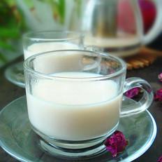 自制暖身奶茶