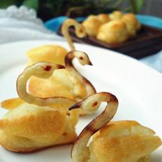 土豆泥天鹅泡芙
