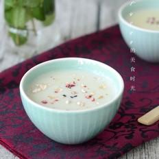 高粱小米豆浆