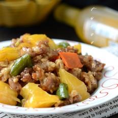 杨桃古老肉