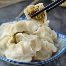 萝卜木耳饺子