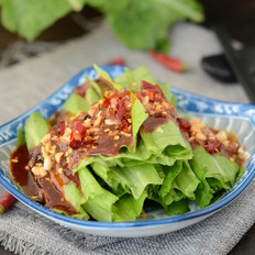 花生酱油麦菜
