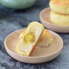 白芸豆蛋黄月饼