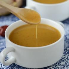 红枣生姜米糊