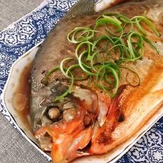 清蒸红石斑鱼