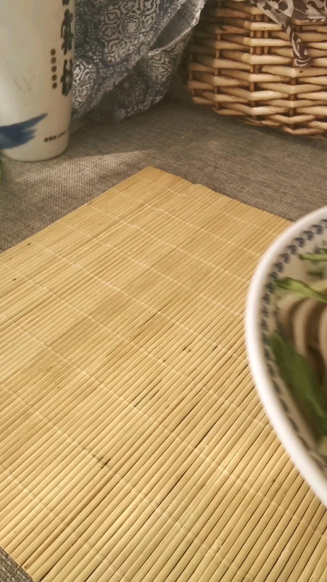 凉拌莜面条