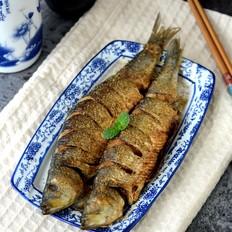 孜然香煎鲱鱼