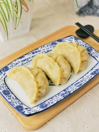 烫面蟹粉蒸饺的做法