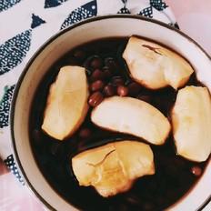 烤年糕红豆汤(附送不裂不碎蜜红豆)