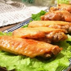 超美味脆皮蜂蜜烤鸡翅