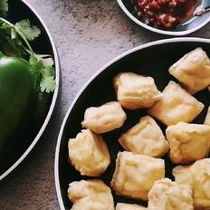 香辣石屏小豆腐