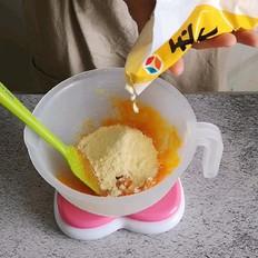 南瓜玉米粉小饼