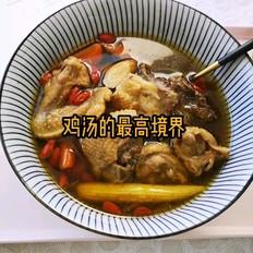 黄芪炖鸡,鸡汤这样炖更好喝