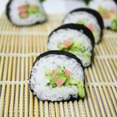 牛油果寿司卷