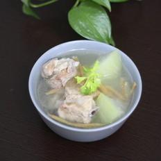 清热解毒的冬瓜排骨汤
