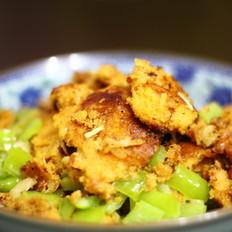 辣椒炒鱼籽