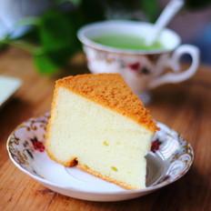 戚风蛋糕(8寸)的做法