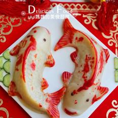 锦鲤椰浆年糕