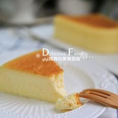 轻乳酪蛋糕(椭圆模)
