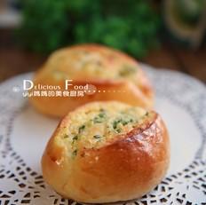 黄油蒜香面包