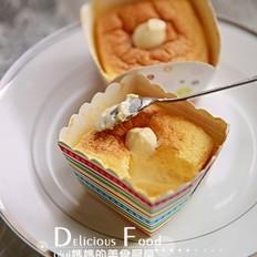 北海道杯子蛋糕