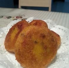 手工南瓜饼