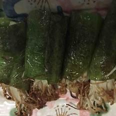 尖椒金针菇