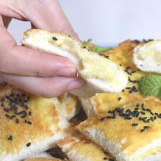美食烹饪教程:爆浆吐司脆,入口瞬间尖叫