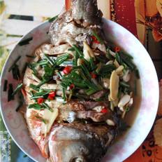 每日一菜:制作红烧鱼