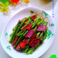 芦笋烩猪舌