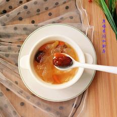 银耳红枣枸杞汤