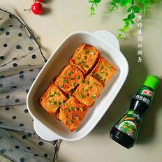 蒜香千页豆腐