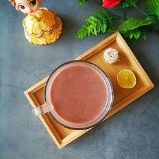 藜麦红豆浆
