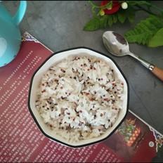 三色藜麦米饭
