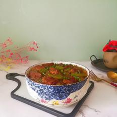 牛肉炖粉条