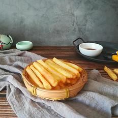 烤箱版炸薯条