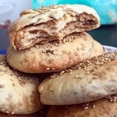 传统麻酱烧饼